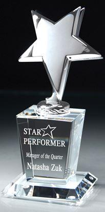 Image de Trophée Crystal